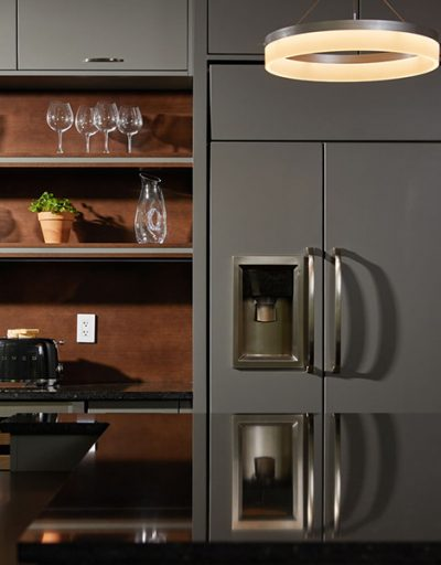 Distinctive Homes interior kitchen example