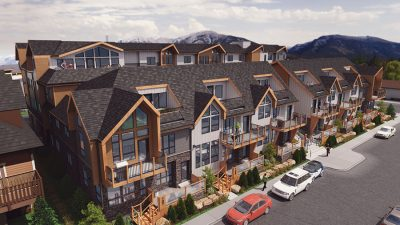 Seventh and Seventh home development rendering