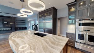Distinctive Homes Custom Kitchen
