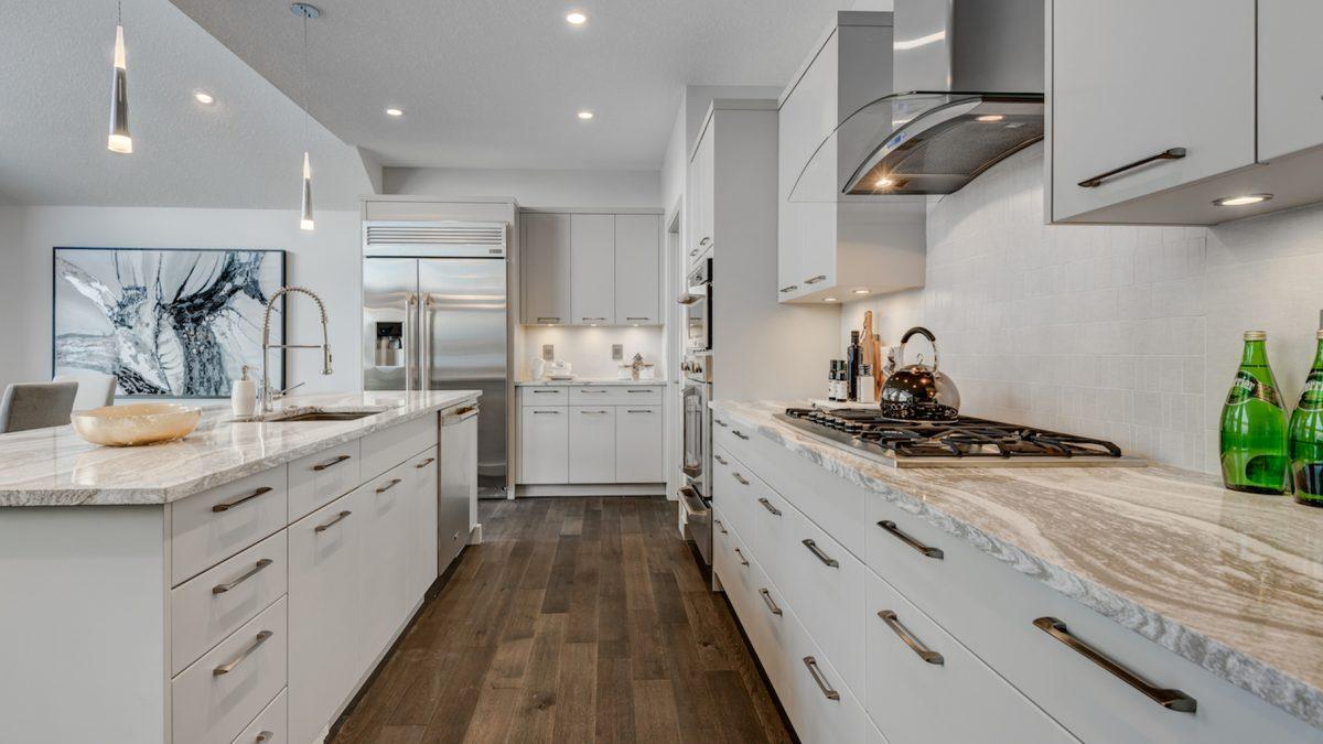 Cedarbrooke kitchen.