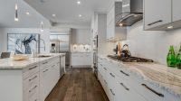 Our elegant Cedarbrooke kitchen view.