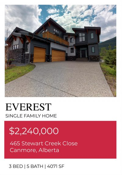 Slide of our move in ready home, Everest in the Bow Collection