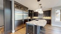 One of our top kitchen designs in the Everest Mountain Home.