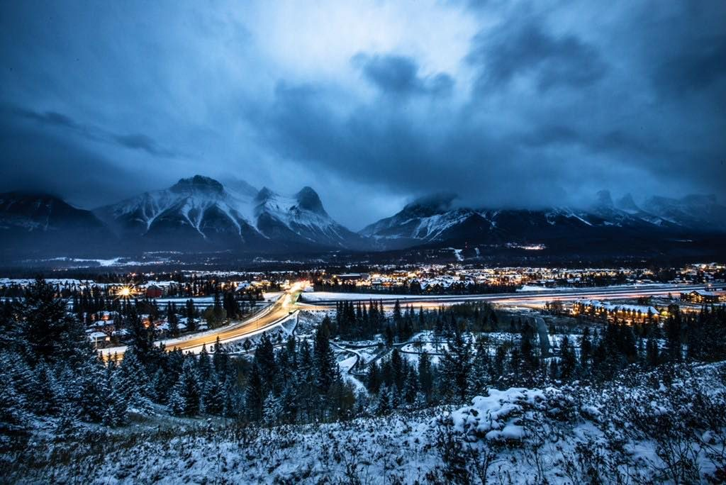 Canmore Alberta