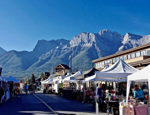 Move to Canmore… The Mountains are Calling