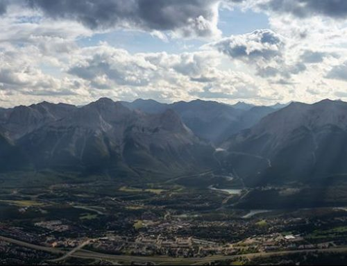 Building a House In Canmore