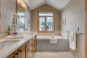 New Home Luxury Bathroom