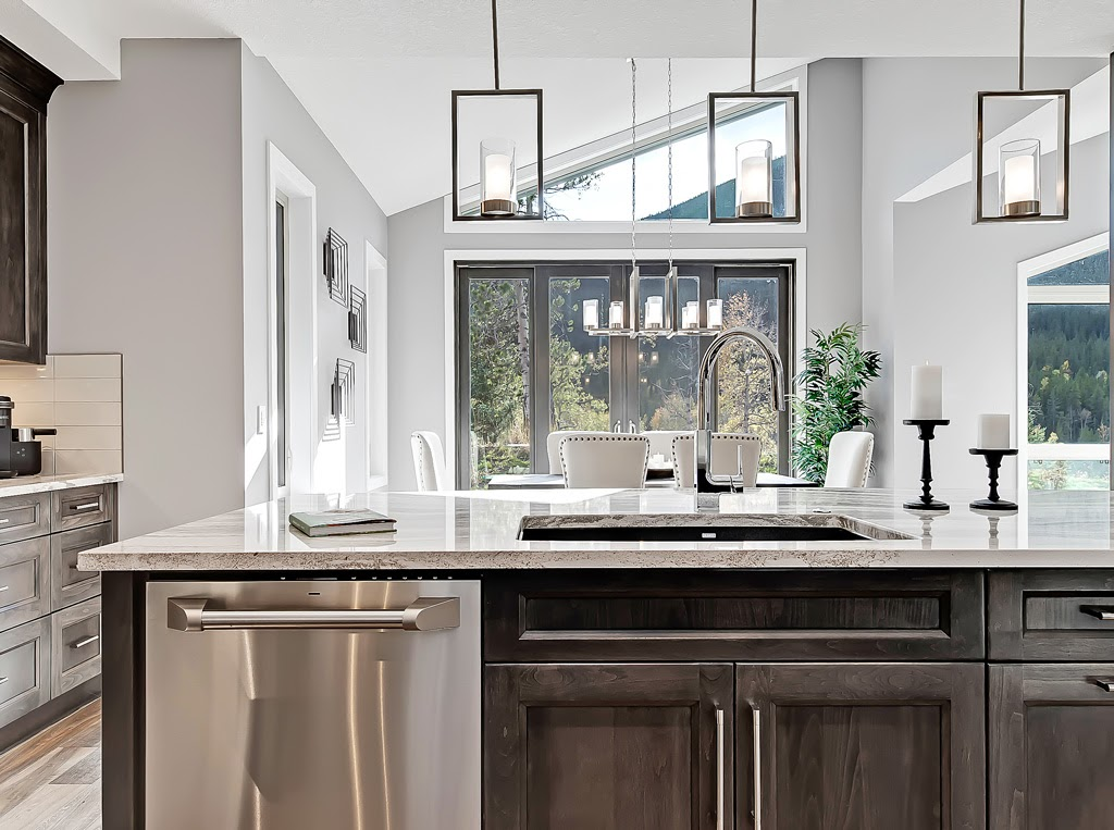 Canmore Show Home