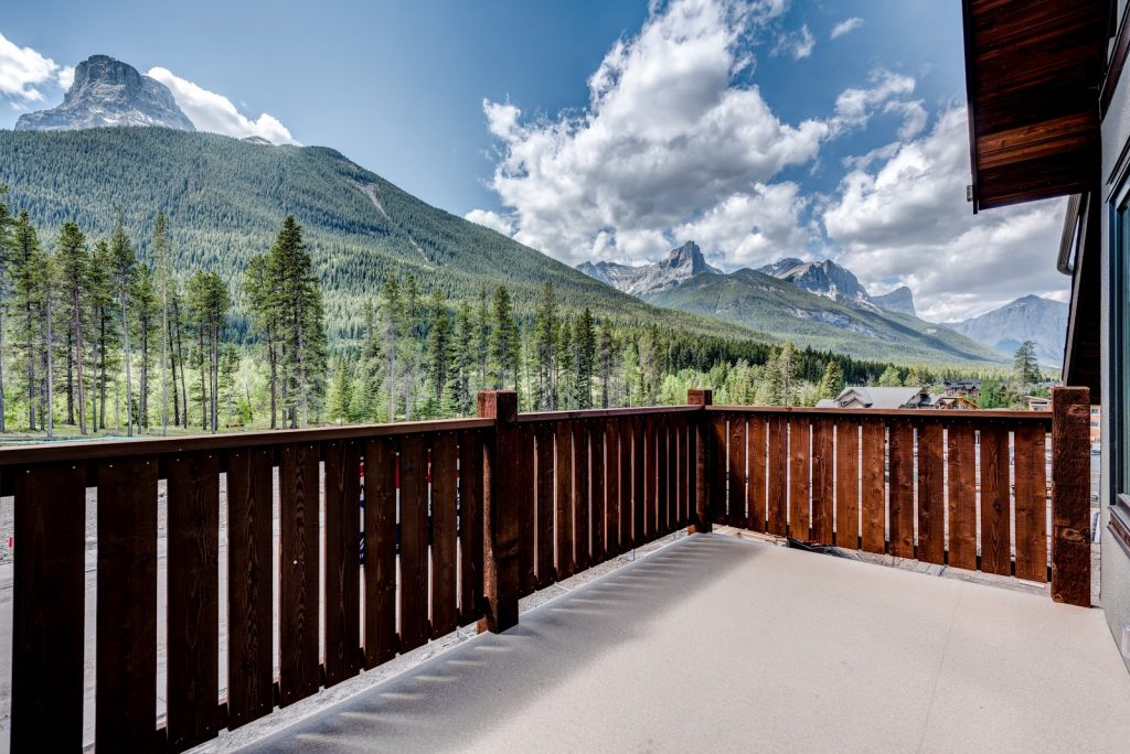 Distinctive Homes condo for sale Canmore Alberta