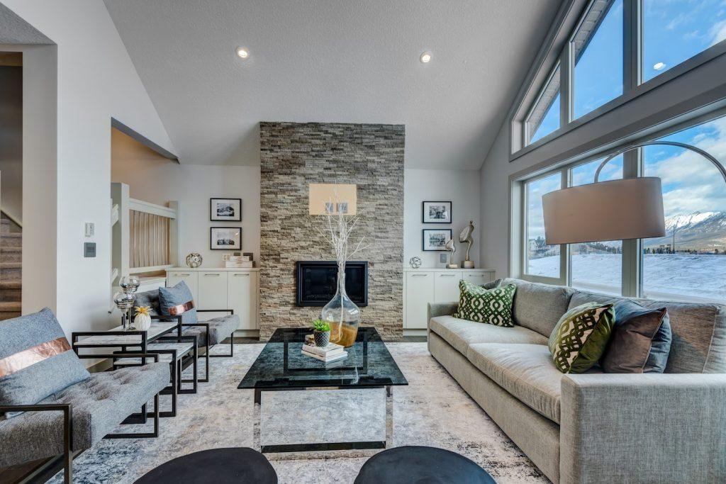 Distinctive Homes condo for sale Canmore Alberta
