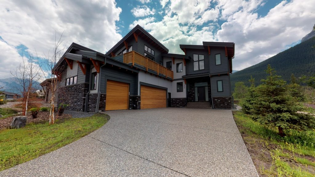 Single Family Homes for sale Canmore Alberta Three Sisters Mountain Village Distinctive Homes