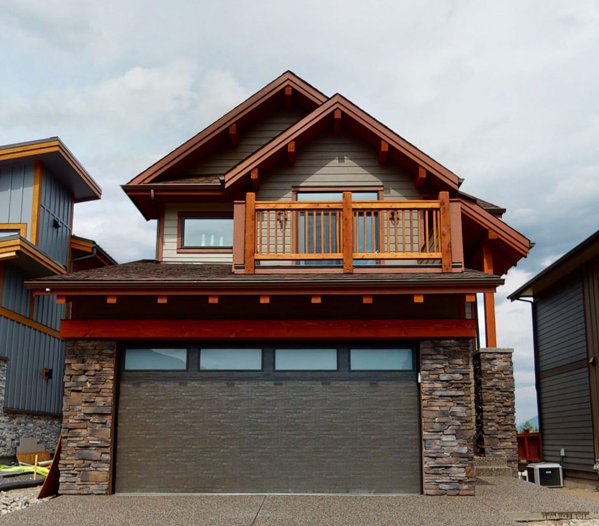 New Canmore Homes For Sale