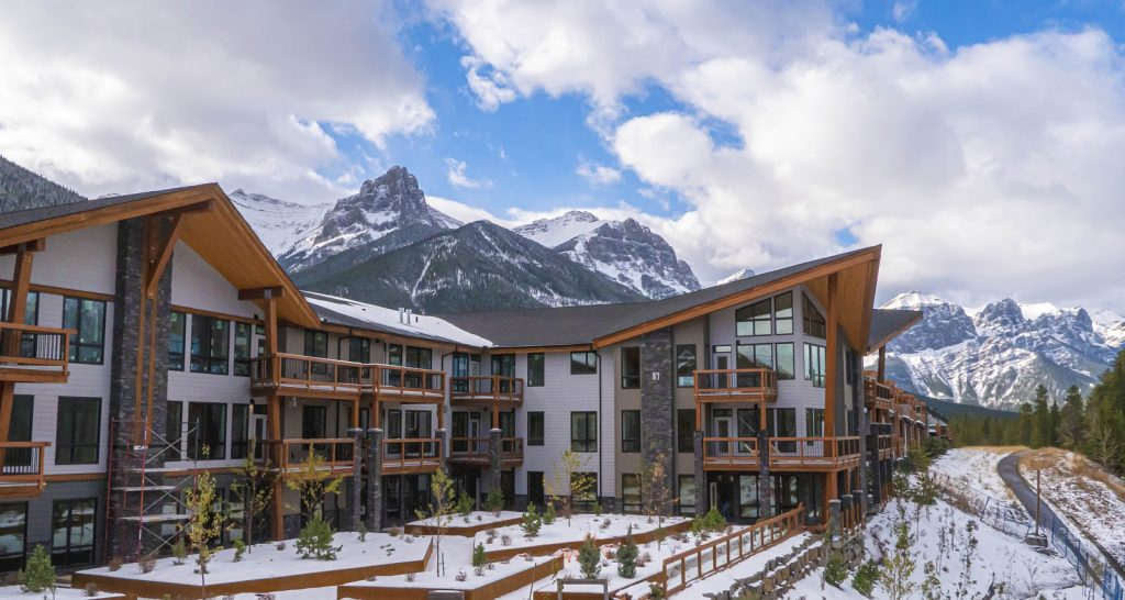 Canmore housing market