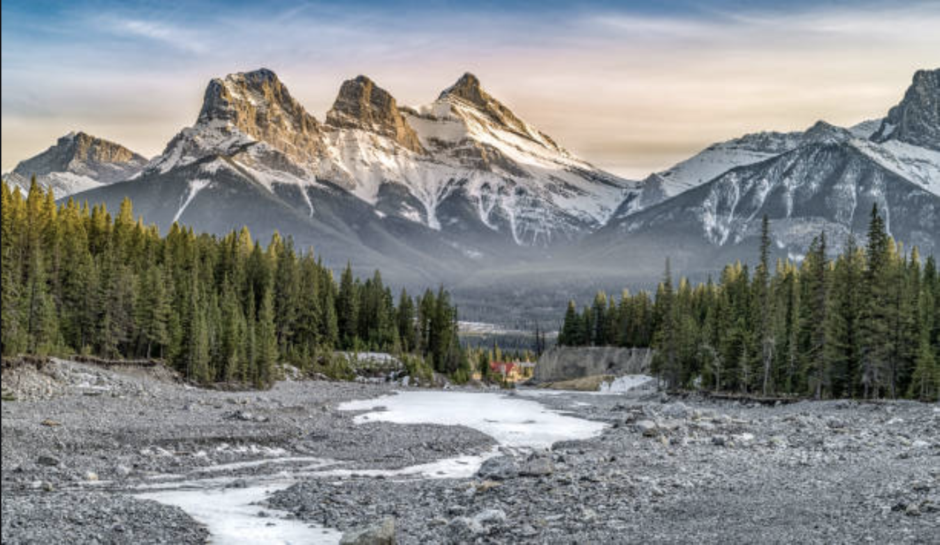 Canmore housing market, new homes for sale