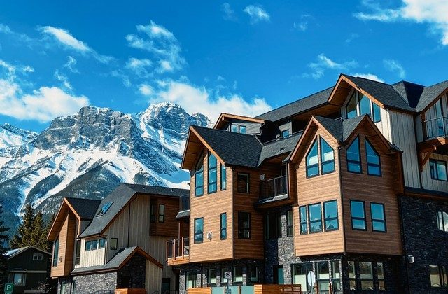 Downtown Canmore Residences